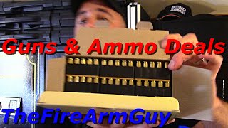 Guns & Ammo Deals - What are You Waiting For? - TheFireArmGuy