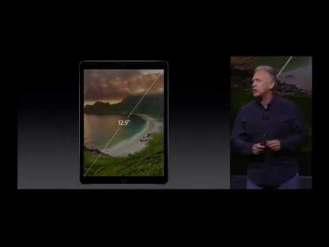 Presentation iPhone 6S/6S Plus, Nuevo Apple Tv, iOS 9 September 2015 EasyUnlocks.net