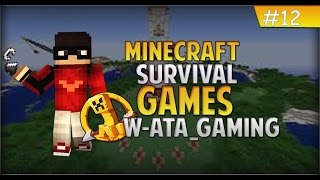 Minecraft : Survival Games # Bölüm 12 -
