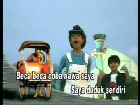 download lagu Lagu Hai Becak Dhea Ananda gratis