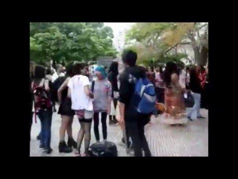 ZOMBIE WALK ARGENTINA 2015 | Zombies y cosplays