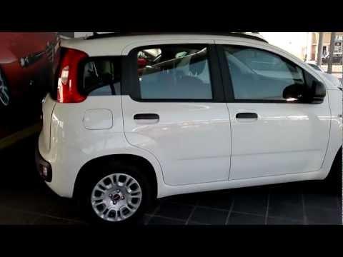 Direto da Itália. Novo Fiat Panda 1.2