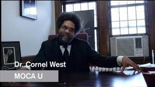 Dr. Cornel West - Blues for Smoke - MOCA U - MOCAtv - Ep. 17