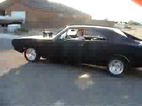 Smokey's 1969 Dodge Charger