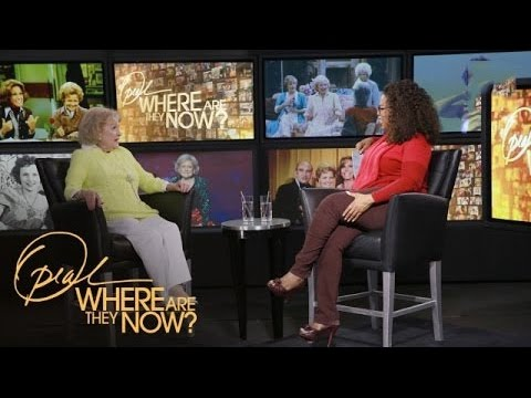 The Secret To 93-year-old Betty White's Eternal Youth | Where Are They Now? | Oprah Winfrey Network video