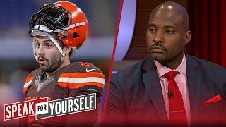 Marcellus Wiley defends Daniel Jones, says Baker's remarks aren't factual | NFL | SPEAK FOR YOURSELF