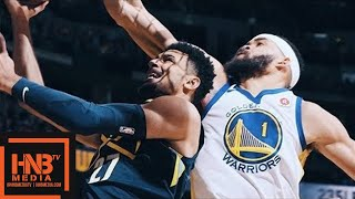 Golden State Warriors vs Denver Nuggets Full Game Highlights / Feb 3 / 2017-18 NBA Season