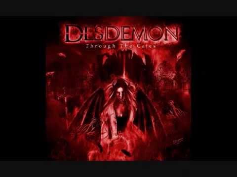 DesDemon - The Burning Martyr (feat. Ripper Owens&Joe Stump)