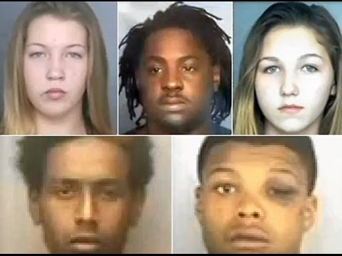 Ratchet Fl~police Release Video Of Teen Girls Who Held Their Friend Down To Be Assaulted video