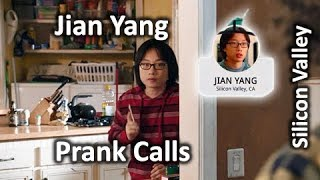 Prank Calls by Jian Yang - Silicon Valley (Season 3) Jimmy O. Yang