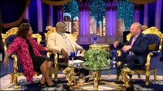 Bishop Jakes and Dr. Shane Perry TBN