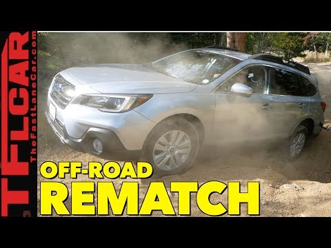 You Hated How The Subaru Outback Did Off-Road: So We Took Your Suggestions and Tried Again!