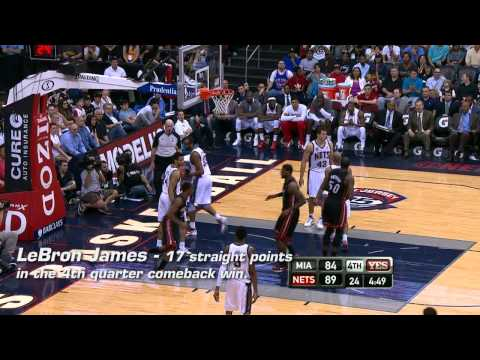 Miami Heat Top 10 Plays of 2011-2012 Season