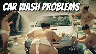 7 Things People Do Wrong When Washing Their Car