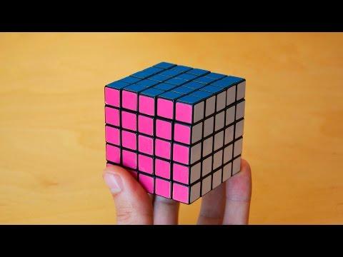 Resolver cubo de Rubik 5x5 (Principiantes)   HD   Tutorial   Español