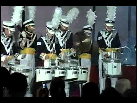 Patria Marching Band Percusion 2011