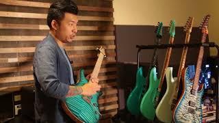 JASON KUI Guitar Rig