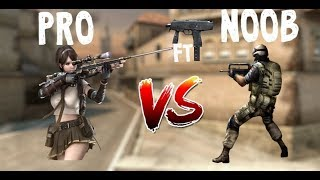 Crossfire Philippines-*NOOB vs PRO* (random/funnny moments) FT. sw_zacky