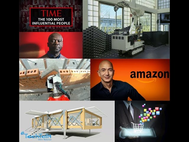 S11 Ep. 11 -  Amazon, The Top African Architect & Other Latest Tech News - TechTalk With Solomon
