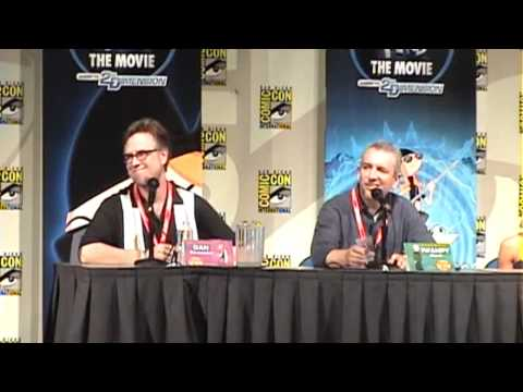 THUNDERCATS 2011+Beavis and Butthead Review+PHINEAS AND FERB Comic Con Recap
