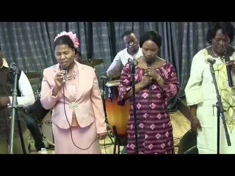 Yesu abengi bana CEPOG   Praise & Worship led by Br  Israel and Team