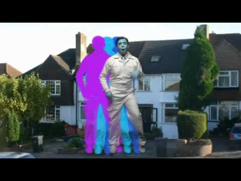 Everything Everything - Photoshop Handsome Official Video (2010 version)
