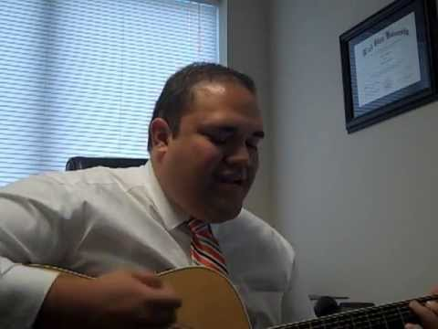 Stuart J's Lens: Charlie Malolo Loves the Law So Much he Sings About It.mov