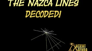 Great Pyramid blueprints decoded from Nazca Lines