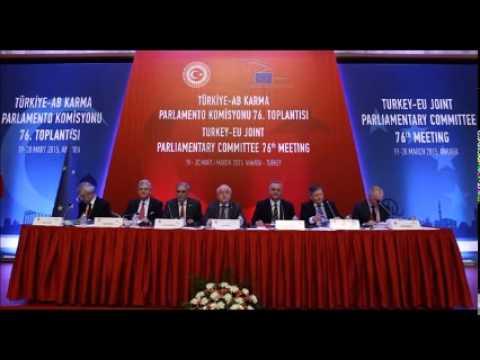 CHP boycotts Turkey-EU Joint Parliamentary Commission meeting