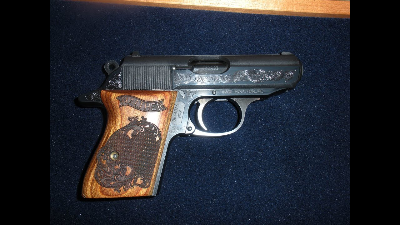 Disassembly Walther Ppk Walther Ppk Disassembly And