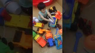 Fery 19m20d rửa xe đồ chơi