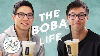 Boba or Bubble Tea? - Lunch Break!