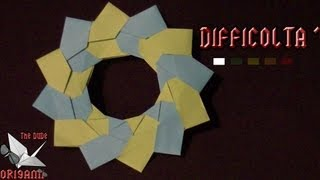 Dude's Daily Origami - Anello Semplicissimo (tutorial In Italiano)
