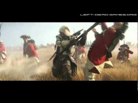 Assassin\'s Creed 3 - Trailer E3 2012 Lgendado