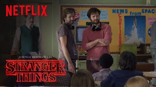 Stranger Things: Spotlight | The Duffer Brothers | Netflix