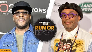 Tyler Perry Happily Squashes Beef With Spike Lee After New Studio Opening