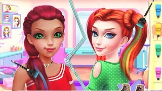 Roller Skating Girls Dance on Wheels - Dress Up Makeover & Hairstyle - Coco Play Games