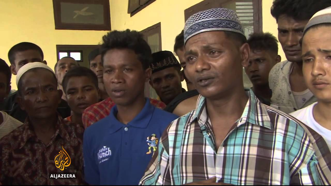 Persecuted Rohingya Muslims continue to search for refuge