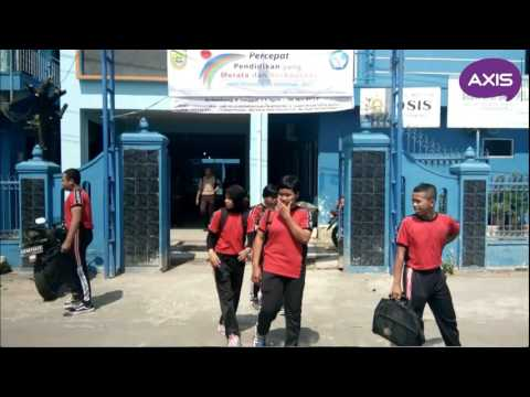 AXIS SCHOOL INVASION SMK PELAYARAN PANCASILA KARTASURA SUKOHARJO #AXISLOVESTORY