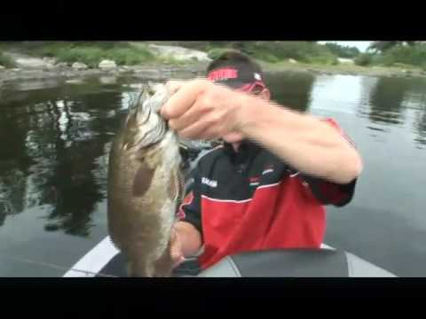 Crane Lake MN Bass Fishing