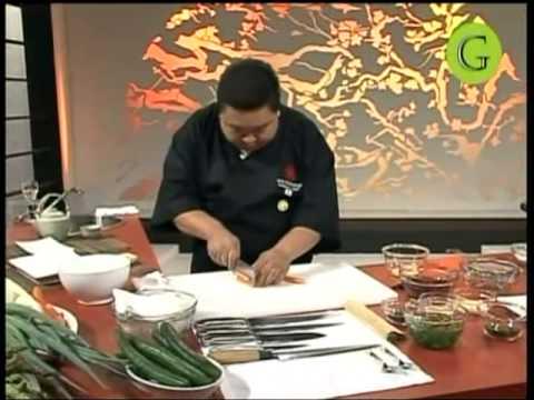 Master Sushi-Iwao Komiyama En DVD
