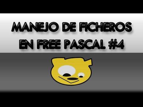 Manejo de Ficheros en Free Pascal #04: Ficheros de Texto - Ejemplo 2