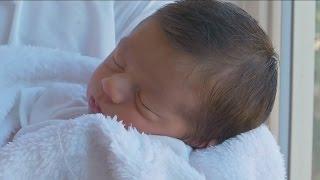 Exclusiva: primeras imágenes del bebé de Cristina Eustace y Esteban Loaiza
