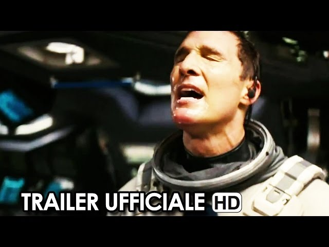 Interstellar Trailer Ufficiale Italiano (2014) - Matthew McConaughey, Jessica Chastain Movie HD