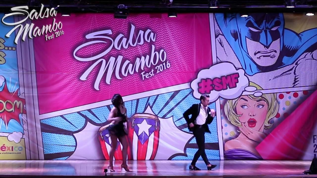 Edmundo & Mariana | Salsa Mambo Fest 2016