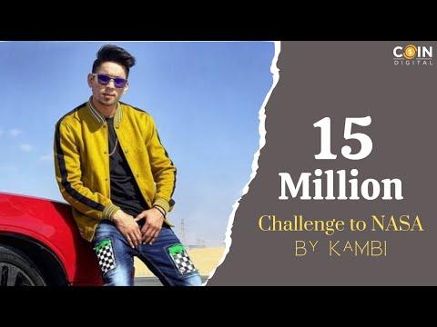 Challenge to NASA - Kambi - Panj-aab Records    Latest Punjabi Song 2016