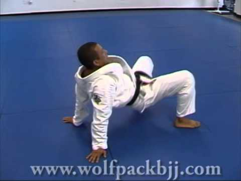 Brazilian Jiu Jitsu, Basic Training Drills. Wolfpack, Charles Dos Anjos Image 1