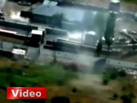 Baskına gelen PKKlılar bozguna uğradı Güzelkonak Jandarma Karakol