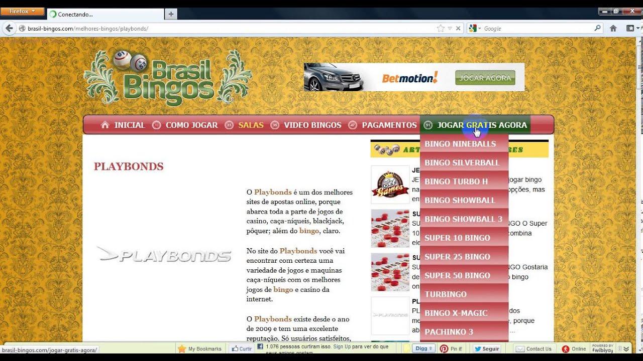 bingo online gratis brasil