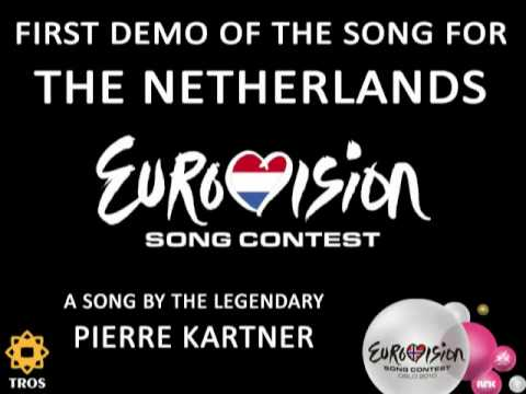 The Netherlands - Ik ben verliefd (sha-la-lie) Eurovision 2010 demo HQ by Pierre Kartner